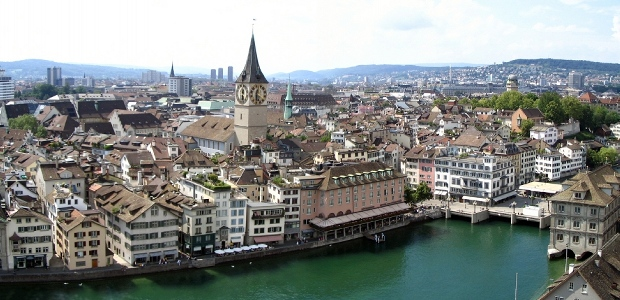 Zurich-Panoramica